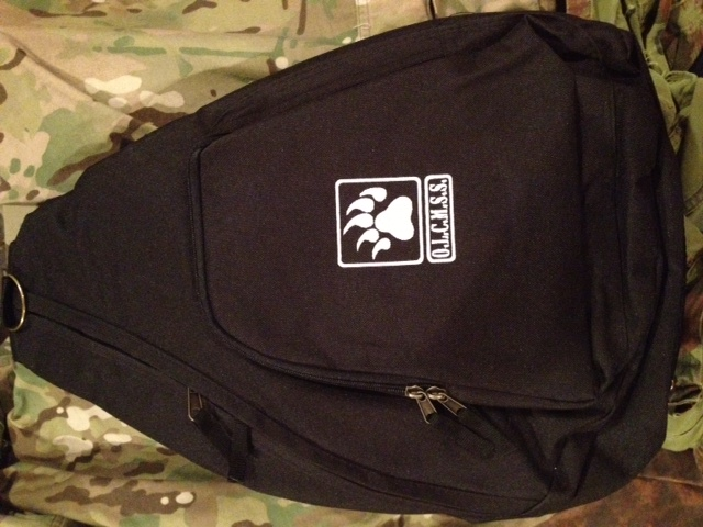 OLCMSS Messenger Bag